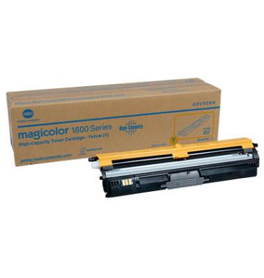 Toner A0V306H gelb ca 2500 Seiten
