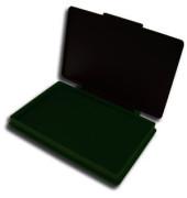 Stempelkissen SF71571 Stampo Größe 2 grün getränkt 11x7cm im Kunststoffgehäuse