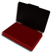 Stempelkissen SF71573 Stampo Größe 2 rot getränkt 11x7cm im Kunststoffgehäuse