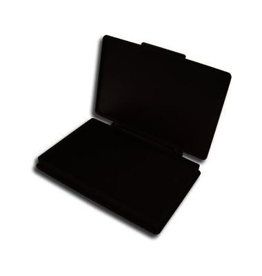 Stempelkissen SF71575 Stampo Größe 2 schwarz getränkt 11x7cm im Kunststoffgehäuse