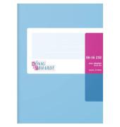 Geschäftsbuch 86-16210 A6 kariert 32 Blatt 64 Seiten