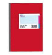 Geschäftsbuch 86-16272 A6 kariert 96 Blatt 192 Seiten