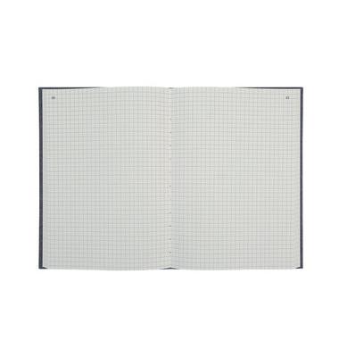 Geschäftsbuch 86-1522299 A5 kariert 96 Blatt 192 Seiten