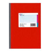 Geschäftsbuch 86-15272 A5 kariert 96 Blatt 192 Seiten