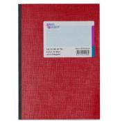 Geschäftsbuch 86-18752 A5 kariert 96 Blatt 192 Seiten