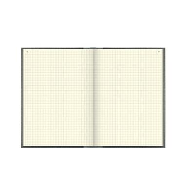 Geschäftsbuch 86-14223 A4 kariert 144 Blatt 288 Seiten