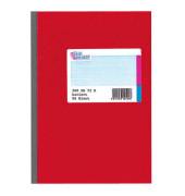 Geschäftsbuch 86-14272 A4 kariert 96 Blatt 192 Seiten