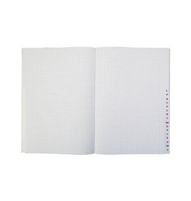 Geschäftsbuch 86-18642 A4 kariert 96 Blatt 192 Seiten