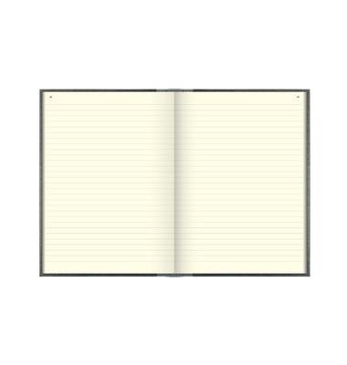Geschäftsbuch 86-14125 A4 liniert 240 Blatt 480 Seiten