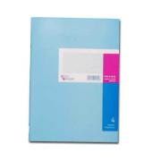 Spaltenbuch 4 Spalten mit Kopfleiste A4 40 Blatt