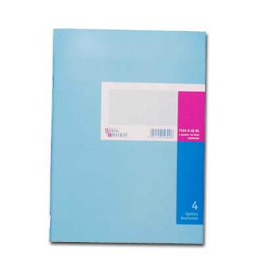 Spaltenbuch 86-11041 A4 40 Blatt mit Kopfleiste 4 Spalten über 1 Seite