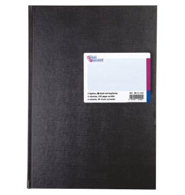 Spaltenbuch 4 Spalten 96 Blatt Deckenband
