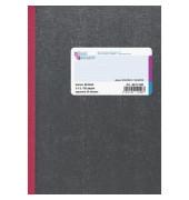 Geschäftsbuch 86-15202 A5 kariert 96 Blatt 192 Seiten