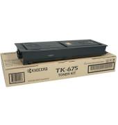 Toner TK-675 schwarz ca 20000 Seiten
