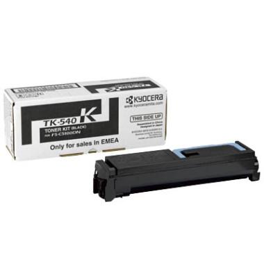 Toner TK-540K schwarz ca 5000 Seiten