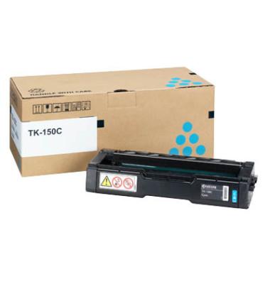 Toner TK-150C cyan ca 6000 Seiten