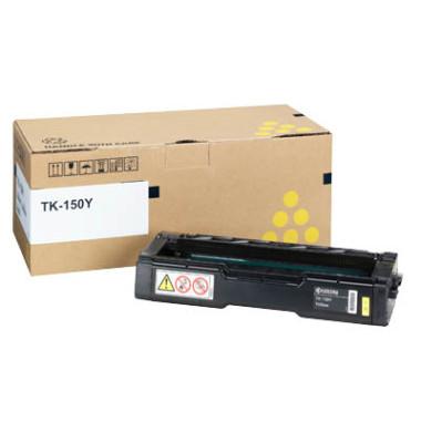 Toner TK-150Y gelb ca 6000 Seiten