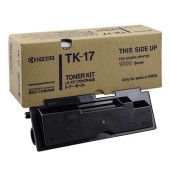 Toner TK-17 schwarz ca 6000 Seiten