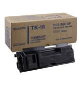 Toner TK-18 schwarz ca 7200 Seiten