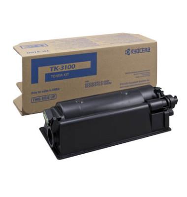 Toner TK-3100 schwarz ca 12500 Seiten