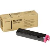 Toner TK-500M magenta ca 8000 Seiten