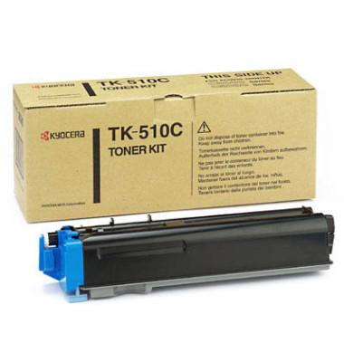 Toner TK-510C cyan ca 8000 Seiten