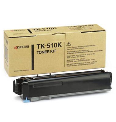 Toner TK-510K schwarz ca 8000 Seiten