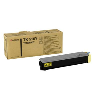Toner TK-510Y gelb ca 8000 Seiten