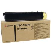 Toner TK-520Y gelb ca 4000 Seiten