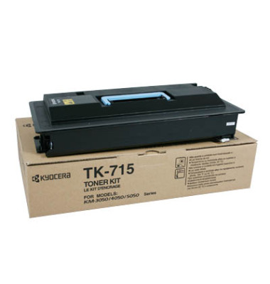 Toner TK-715 schwarz ca 34000 Seiten