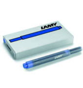 Tintenpatronen Lamy lang blau 5 Stück