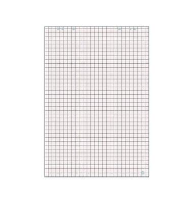 Flipchartblock kariert/blanko 80g 68 x 99 cm 20 Blatt