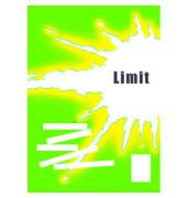 Schulheft Limit A4 Lineatur 25 liniert mit Rand weiß 16 Blatt