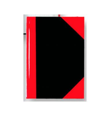 Chinakladde A6 kariert 60g 100 Blatt 200 Seiten