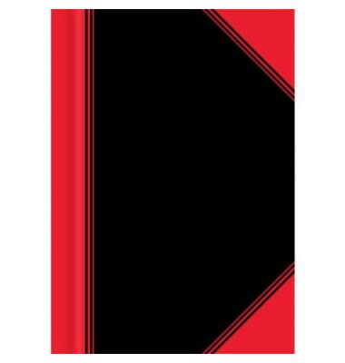 Chinakladde A7 kariert 60g 96 Blatt 192 Seiten