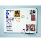 Whiteboard Premium 100 x 75cm lackiert Aluminiumrahmen