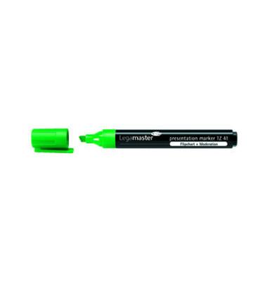 Boardmarker TZ150 grün 2-7mm Keilspitze