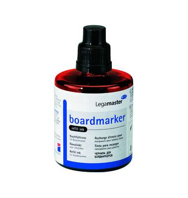 Nachfülltinte für Boardmarker rot 100 ml Flasche