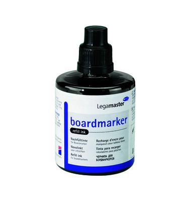 Nachfülltinte für Boardmarker schwarz 100ml Flasche