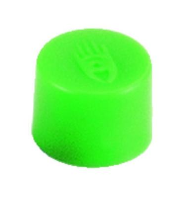 Magnete 10mm bis 150g rund grün 10 Stück