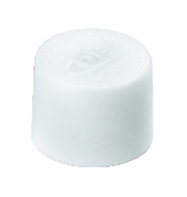 Magnete 10mm bis 150g rund weiß 10 Stück