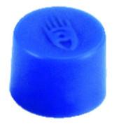 Magnete 10mm bis 150g rund blau 10 Stück