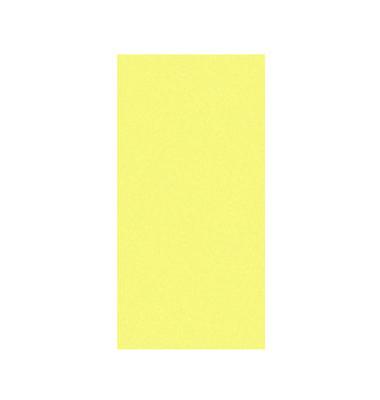 Moderationskarten Rechtecke gelb 20x10cm 250 Stück