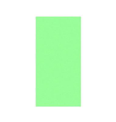 Moderationskarten Rechtecke grün 20x10cm 250 Stück