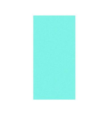 Moderationskarten Rechtecke hellblau 20x10cm 250 Stück
