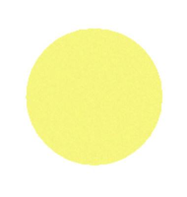 Moderationskarten Kreise Ø 14cm gelb 250 Stück