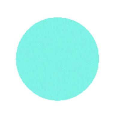 Moderationskarten Kreise Ø 14cm hellblau 250 Stück