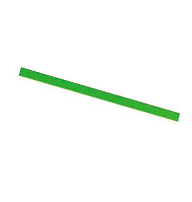 Magnetstreifen 300 x 5mm bis 50g grün 12 Stück