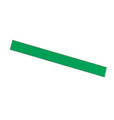 Magnetstreifen 300 x 10mm grün  6 Stück