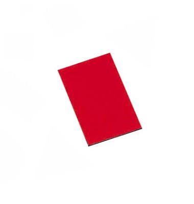 Magneten Rechtecke rot 20x30mm 16 St